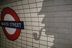 U-Bahn-Station Baker Street