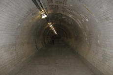 Themse-Tunnel bei Greenwich