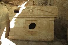 Lykien - Sarkophag in Olympos
