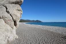 Lykien - Am Strand von Olympos