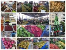 Lykien - Markt in Kumlucar