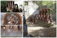 Lykien - Maschinenhaus der Chrommine