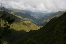 Madeira - Blick nach Rabacal