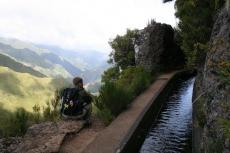 Madeira - Rast an Levada do Paul