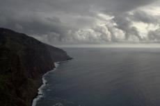 Madeira - Dämmerung bei Ponta do Pargo