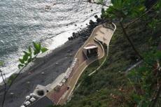 Madeira - Seilbahn zum Strand