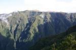 Madeira - das kleine Haus am gegenüberliegenden Hang