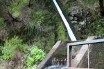Madeira - Levada-Zufluss