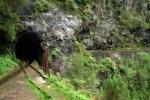 Madeira - Am anderen Ende vom Pico Ruivo Tunnel