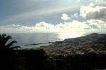Madeira - Blick auf Funchal