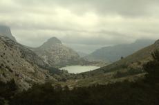 Mallorca - Blick auf den Cubersee