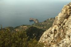 Mallorca - Blick auf Sa Foradada