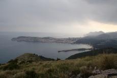 Mallorca - Blick auf Cala Agulla