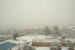 Mallorca - Schnee auf Mallorca