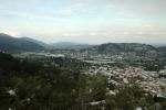 Mallorca - Blick von Santuari de Santa Llucia
