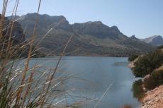 Mallorca - Stausee Gorg Blau