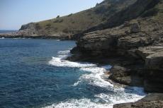Mallorca - Bucht in Höhlennähe