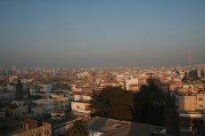 Marokko: Casablanca im Frühdunst