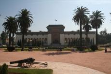 Marokko: Justizpalast Casablanca