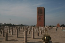 Marokko: Hassan-Turm