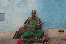 Marokko: Straßenmusiker