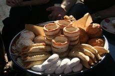 Marokko: Süße Leckereien
