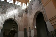 Marokko: Mausoleum Moulay Ismail
