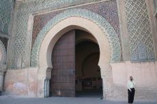 Marokko: Bab Mansour