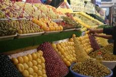 Marokko: Markthalle Meknes