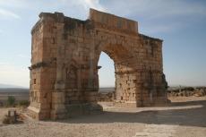 Marokko: Triumphbogen