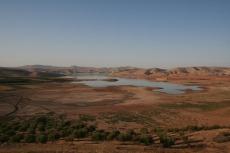 Marokko: Stausee bei Fes