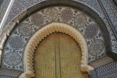 Marokko: Königspalast Fes