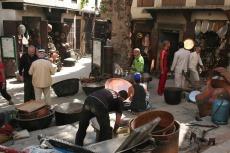 Marokko: Metallbearbeitung