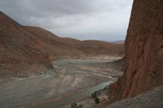 Marokko: Ziz-Schlucht