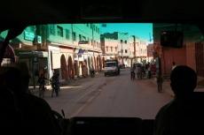 Marokko: Hauptstraße in Rissani
