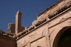 Marokko: Ksar in Rissani