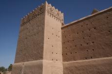 Marokko: Befestigungsmauer des Ksars