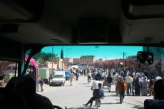 Marokko: Trubel in Rissani