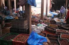 Marokko: Dattelmarkt von Rissani
