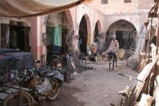 Marokko: Markt von Rissani