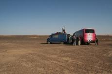 Marokko: Der Bus hat Pause