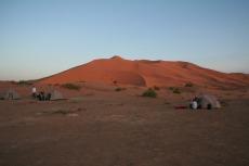 Marokko: Unser Nachtlager