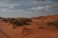 Marokko: Viel Sand, wenig Grün