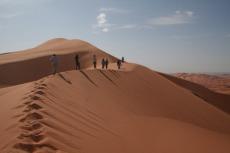 Marokko: Dünenwanderung