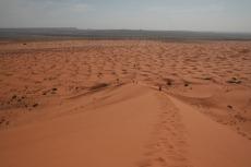 Marokko: Die Steinwüste rückt näher