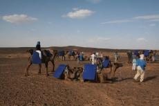 Marokko: Vorbereitung zum Aufbruch