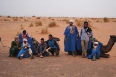Marokko: Unsere Begleitmannschaft