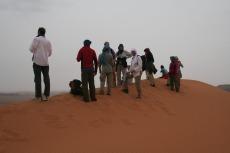 Marokko: Gruppenaussicht