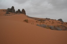 Marokko: Trüber Himmel