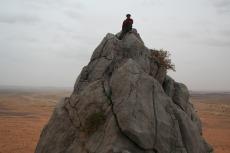 Marokko: Wie eine Bergziege